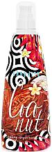 Парфюми, Парфюмерия, козметика Мляко за солариум за интензивен тен - Oranjito Max. Effect Coconut