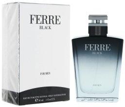 Парфюми, Парфюмерия, козметика Gianfranco Ferre Ferre Black - Тоалетна вода