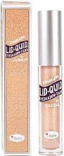 Парфюмерия и Козметика Течни озаряващи сенки за очи - TheBalm Lid Quid Sparkling Liquid Eyeshadow (тестер)