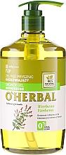Парфюмерия и Козметика Освежаващ душ гел с екстракт от върбинка - O'Herbal Refreshing Shower Gel