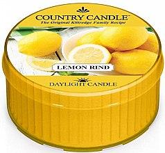 Парфюми, Парфюмерия, козметика Чаена свещ - Country Candle Lemon Rind
