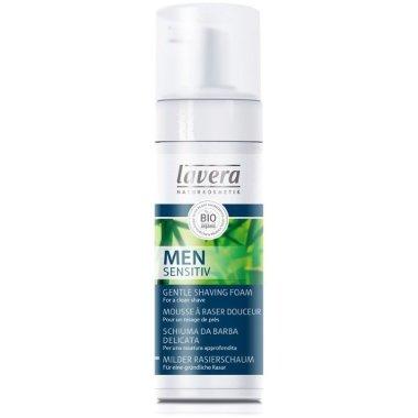 Нежна пяна за бръснене - Lavera Men Shaving Foam — снимка N1