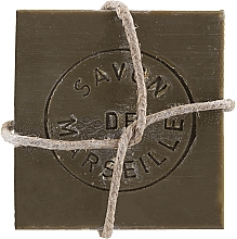 Парфюмерия и Козметика Марсилски сапун със зехтин - Foufour Savon de 72% Huile Vegetale Marseille