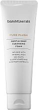 Парфюмерия и Козметика Витаминно-минерална почистваща пяна за лице - Bare Escentuals Bare Minerals Cleanser Pure Plush Gentle Deep Cleansing Foam