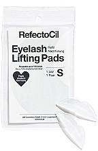 Парфюмерия и Козметика Силиконови подложки за ламиниране на мигли - RefectoCil Eyelash Lifting Pads S