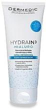 Парфюми, Парфюмерия, козметика Хидратиращ балсам-концентрат за цялото тяло - Dermedic Hydrain3 Hialuro Balm