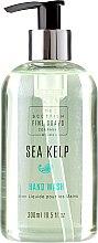 Парфюми, Парфюмерия, козметика Течен сапун за ръце - Scottish Fine Soaps Sea Kelp Hand Wash