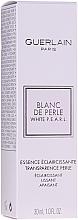 Парфюмерия и Козметика Избелваща есенция - Guerlain Blanc De Perle Whitening Essence