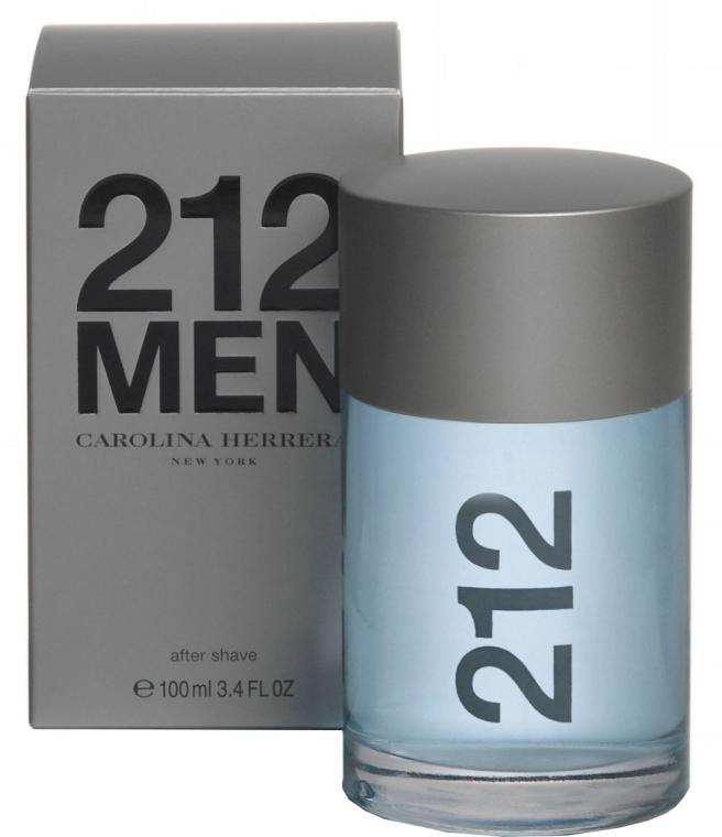 Carolina Herrera 212 For Men - Афтършейв — снимка N1