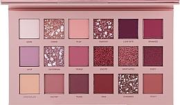 Парфюмерия и Козметика Палитра сенки за очи - Huda Beauty The New Nude Eye Shadow Palette