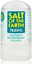Парфюми, Парфюмерия, козметика Натурален кристален дезодорант - Salt of the Earth Crystal Travel Deodorant