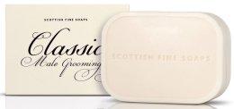 Парфюмерия и Козметика Сапун - Scottish Fine Soaps Classic Male Grooming Body Bar