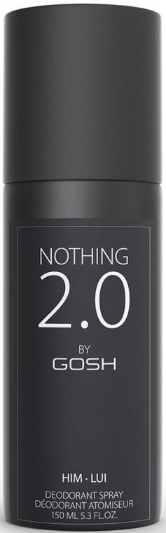 Дезодорант за мъже - Gosh Nothing 2.0 Him