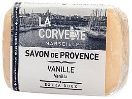 """Парфюми, Парфюмерия, козметика Провансалски сапун """"Ванилия"""" - La Corvette Provence Vanilla"""