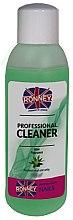 """Парфюмерия и Козметика Обезмаслител за нокти """"Алое"""" - Ronney Professional Nail Cleaner Aloe"""