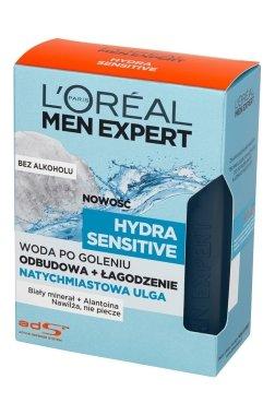 Афтършейв за след бръснене при чувствителна кожа - L'Oreal Paris Men Expert New — снимка N3
