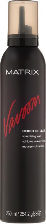 Мус за обемна коса - Matrix Vavoom Height Of Glam Volumizing Foam  — снимка N1