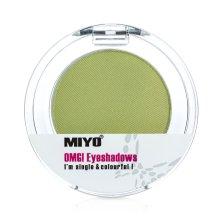 Парфюмерия и Козметика Едноцветни сенки за очи - Miyo Omg Eyeshadows