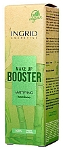 Парфюмерия и Козметика Матиращ бустер за лице - Ingrid Cosmetics Make Up Booster Mattifying Bamboo