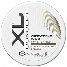 Парфюмерия и Козметика Восък за коса - Grazette XL Concept Creative Wax