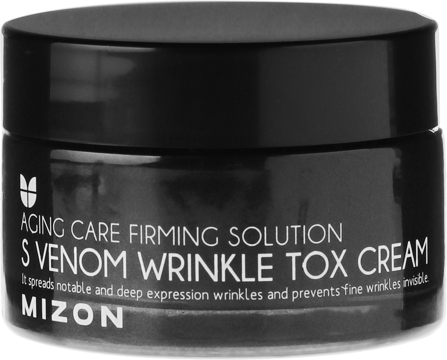 Крем за лице с ботокс ефект - Mizon S-Venom Wrinkle Tox..
