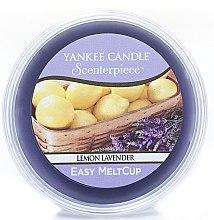 Парфюмерия и Козметика Ароматен восък - Yankee Candle Lemon Lavender Melt Cup