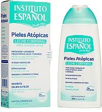 Парфюмерия и Козметика Мляко за атопична кожа - Instituto Espanol Atopic Skin Body Milk