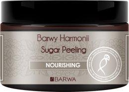 Парфюми, Парфюмерия, козметика Подхранващ захарен пилинг - Barwa Harmony Sugar Peeling Nourihing