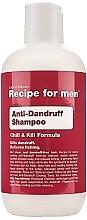 Парфюмерия и Козметика Шампоан против пърхот за мъже - Recipe for Men Anti-Dandruff Shampoo