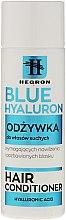 Парфюмерия и Козметика Балсам за суха коса - Hegron Blue Hyaluron Hair Conditioner