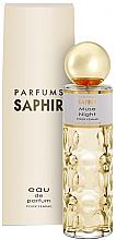 Парфюмерия и Козметика Saphir Parfums Muse Night - Парфюмна вода