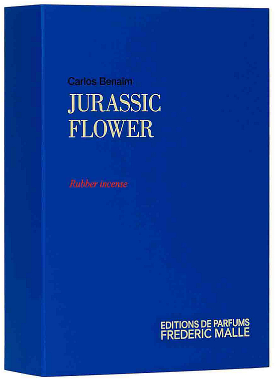 Frederic Malle Jurassic Flower Rubber Incense - Парфюмен ароматизатор — снимка N2