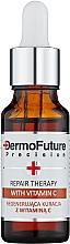 Парфюмерия и Козметика Регенериращ серум за лице с витамин C - DermoFuture Regenerating Course With Vitamin C