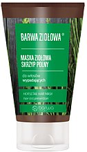 Парфюмерия и Козметика Билкова маска за коса с хвощ - Barwa Color Herbal Mask