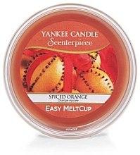 Парфюми, Парфюмерия, козметика Ароматен восък - Yankee Candle Spiced Orange Melt Cup