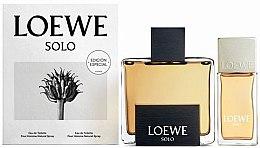 Парфюмерия и Козметика Loewe Solo Loewe - Комплект (edt/125ml + edt/30ml)