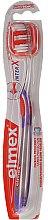 Парфюми, Парфюмерия, козметика Четка за зъби, лилава, 43613 - Elmex Toothbrush Caries Protection InterX Medium