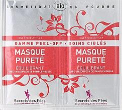 Парфюмерия и Козметика Пилинг маска за лице - Secrets des Fees Mask