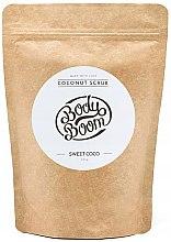 Парфюмерия и Козметика Кокосов скраб за тяло - Body Boom Coconut Scrub Sweet Coco
