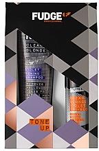 Парфюмерия и Козметика Комплект - Fudge Tone Up Pack (shm/300ml + spray/150ml)