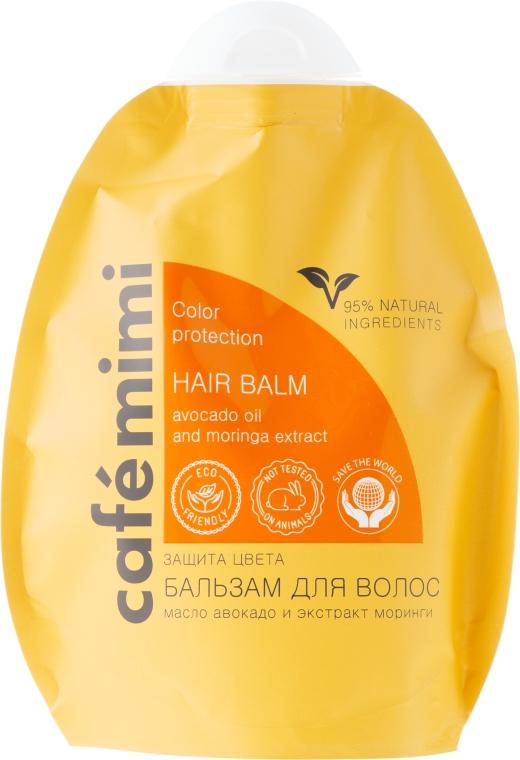 "Балсам за коса ""Защита на цвета и блясъка"" - Le Cafe de Beaute Cafe Mimi Hair Balm"