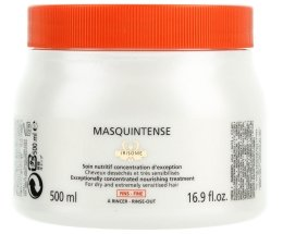 Парфюми, Парфюмерия, козметика Маска за суха и тънка коса - Kerastase Masquintense Irisome Nutritive