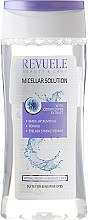 Парфюмерия и Козметика Мицеларна вода с екстракт от метличина - Revuele Micellar Water Solution Cornflower Extract