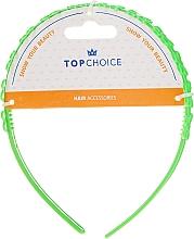 Диадема за коса, 27918, зелена - Top Chice — снимка N1