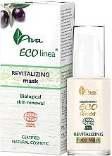 Парфюмерия и Козметика Възстановяващ маска за лице - Ava Laboratorium Eco Linea Revitalizing Face Mask