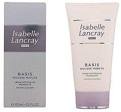 Парфюмерия и Козметика Почистващ мус за лице - Isabelle Lancray Basis Mousse Minute