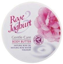 Масло за тяло - Bulgarian Rose Body Butter Rose Joghurt — снимка N1