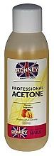 """Парфюмерия и Козметика Лакочистител """"Манго"""" - Ronney Professional Acetone Mango"""