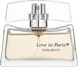 Парфюмерия и Козметика Nina Ricci Love in Paris - Парфюмна вода
