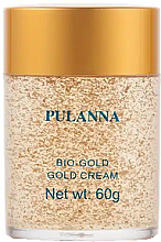 Парфюмерия и Козметика Крем за лице и шия с био злато - Pulanna Bio-Gold Gold Cream